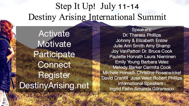 Step It Up International Summit St Charles IL