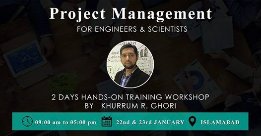 Project Management for Engineers and Scientists