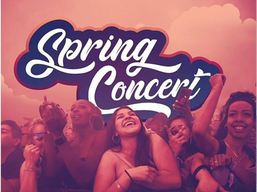 Spring Concert 2019 - Up in the Clouds