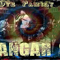 Tie Dye Family Band
