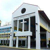 Sagano High Students Visit to Hai Sing Catholic
