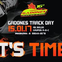 16 Gadones Track Day
