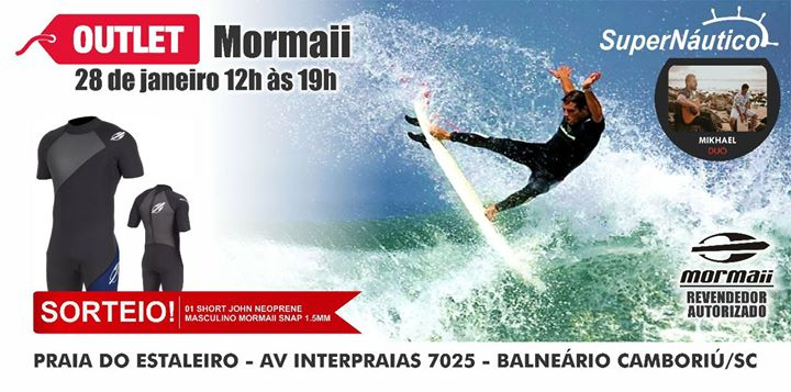 OUTLET MORMAII at supernautico, Balneário Camboriú 75de460626