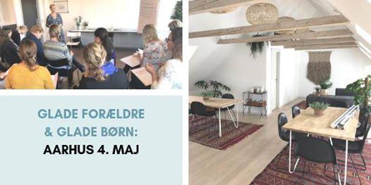 Workshop i Aarhus Glade forldre - glade brn