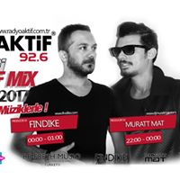Muratt Mat &amp Findike - Radyo Aktif 92.6