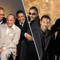 The Temptations &amp The Four Tops at NYCB Theatre Westbury NY