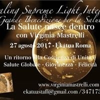 Healing Suprem Light Intensive - la Salute nasce dentro