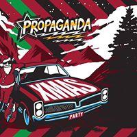 Propaganda Cambridge Xmas Party 221217