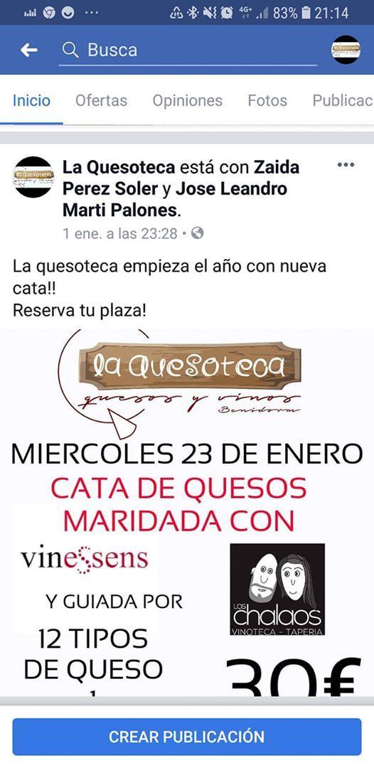 CATA MARIDADA CON VINESSENS Y GUIADA POR LOS CHALAOS