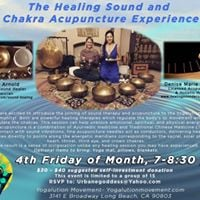Chakra Acupuncture and Healing Sound with Denise and Lynda