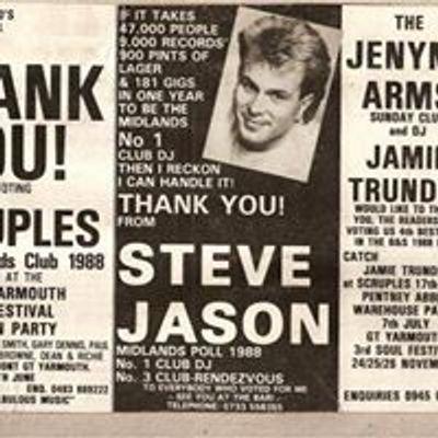 Steve Jason