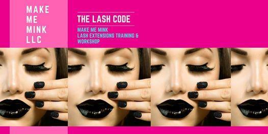 The Lash Code, Lash Extension Training and Workshop at Hyatt
