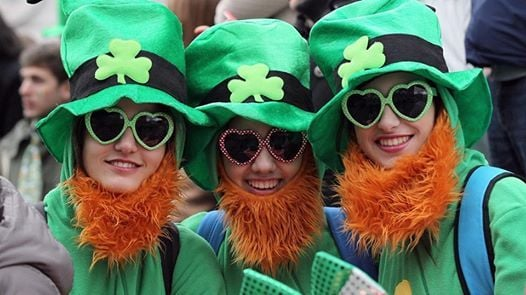 St Patricks Day 2019 with Stoke Travel