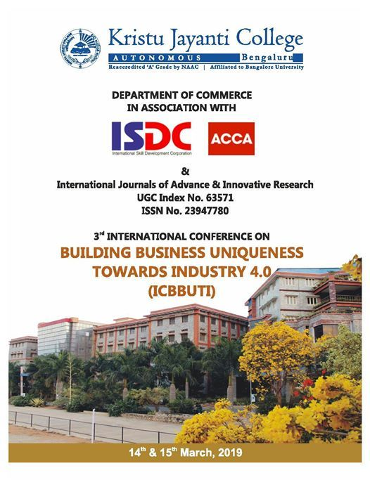 International Conference Commerce