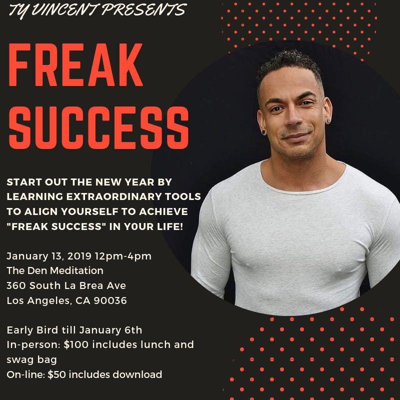 Freak Success
