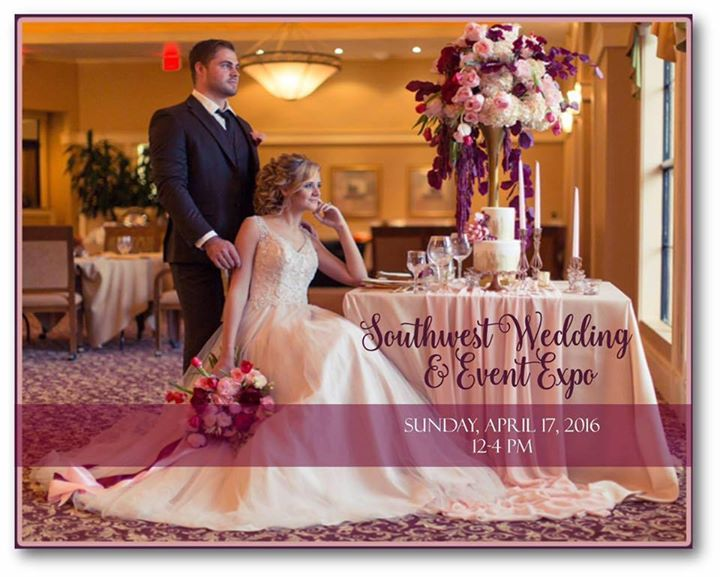 Southwest wedding event expo at charlotte harbor event for Wedding expo az