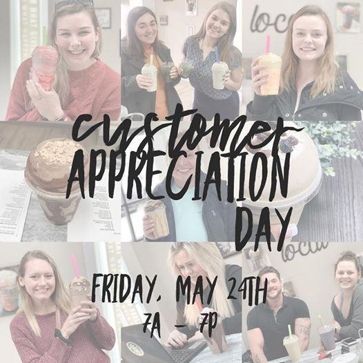 Customer Appreciation Day