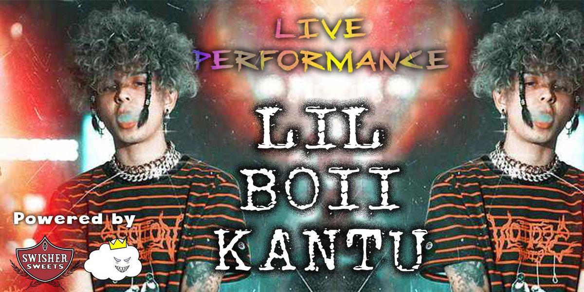 Lil Boii Kantu LIVE in Miami