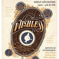 Wishless A Graphic Anthology