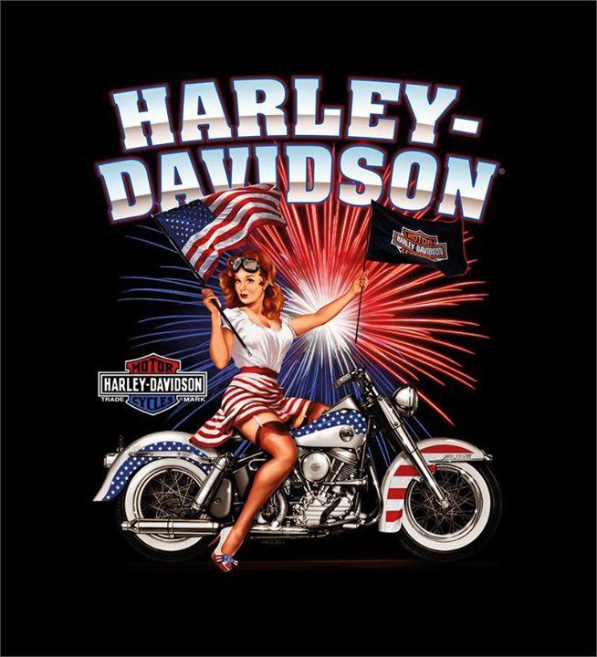 Happy 4th Of July At Lawless Harley Davidson Of Renton Renton