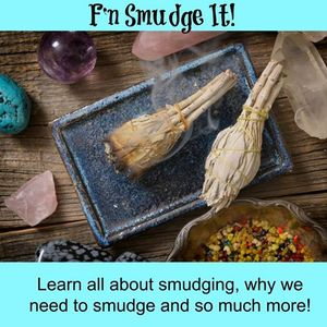 Fn Smudge it
