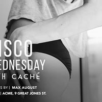 Disco Wednesday with Cach