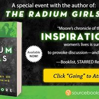 Book Signing with Radium Girls Author