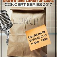 Brown Bag Lunch Special Concert Series