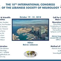 10th International Congress of the Lebanese Society of Neurology