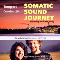 Somatic Sound Journey Tampere