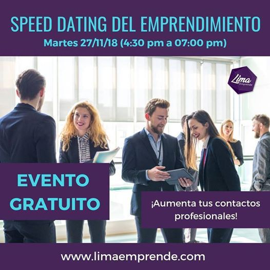 Lima speed dating
