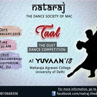 TAAL - The Duet Dance Competition.