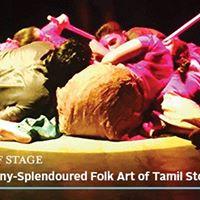 The Many-Splendoured Folk Art of Tamil Storytellers
