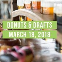 Donuts &amp Drafts  Mar 18