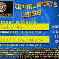 capital sports league 1st 56 unrated powered by basic ballers auh