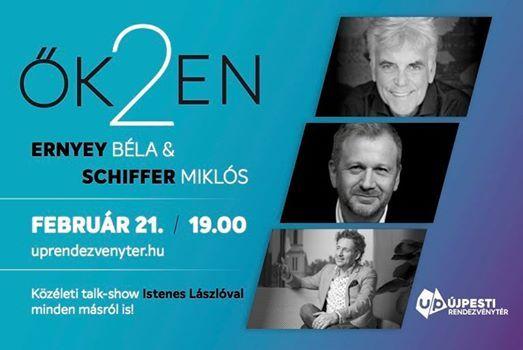K2EN - Kzleti talkshow