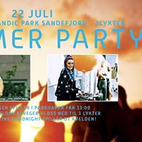 Summer Party  Parkhaven 3 Lykter