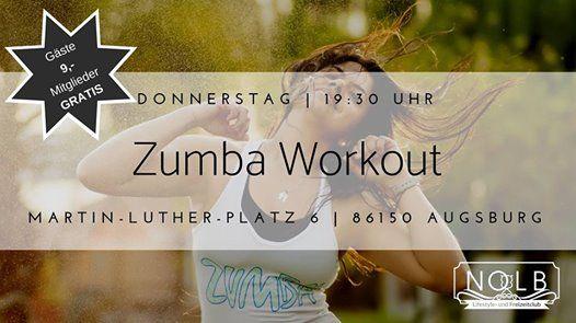 NOLB Zumba Workout