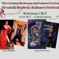 Workshops CBCF Botel Marina 26.05.2017