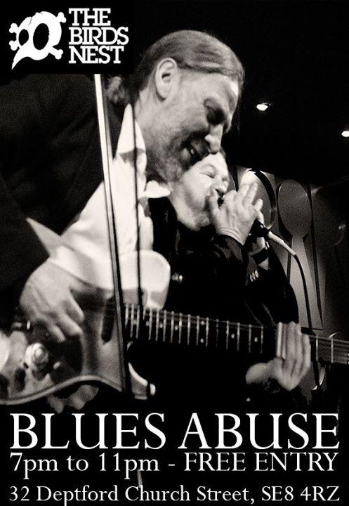 Steve Morrisons Blues Abuse