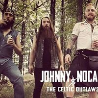 Johnny Nocash and the Celtic Outlaws LIVE in BRAMPTON