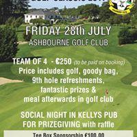 Ashbourne United Golf Classic