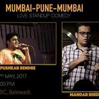 Day 2 Pushkar Punekar &amp Mandar Mumbaikar