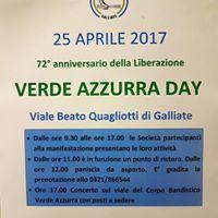 Verde Azzurra Day