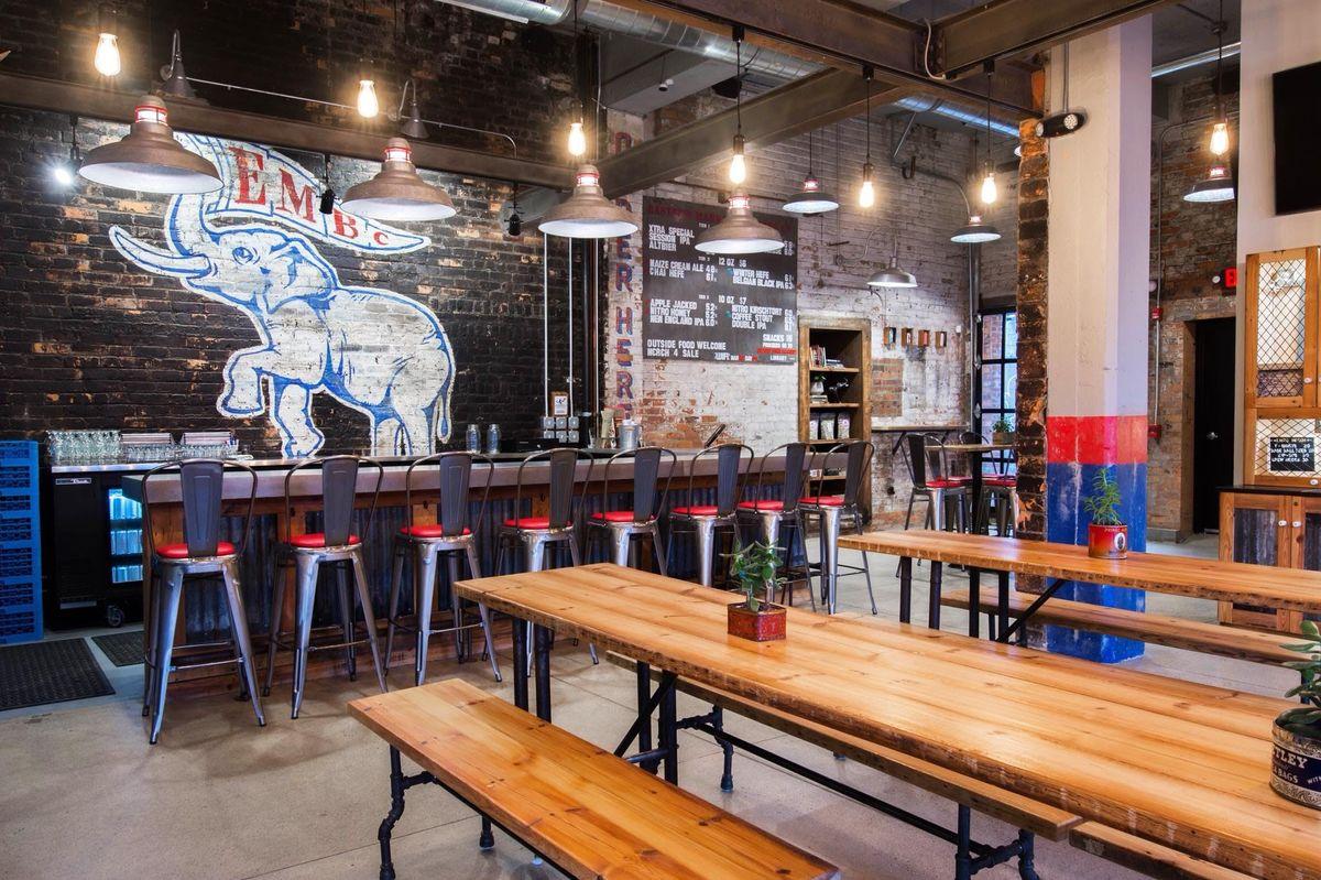 Drink Detroit Spring in Eastern Market Bar Tour