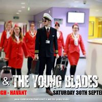 T-S &amp The Young Blades are coming in to land at The Westleigh