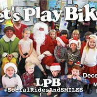 Lets Play Bikes with Buddy the Elf