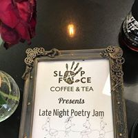 Late Night Poetry Jam at Slap Face