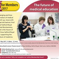 Medicine for Members The future of medical education