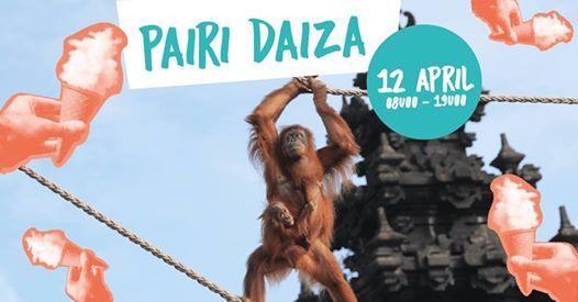 Uitstap Pairi Daiza met Kwibus